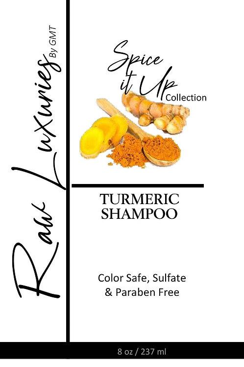 Turmeric Shampoo