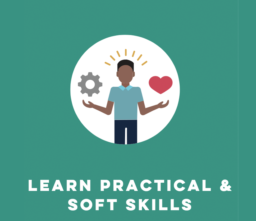 Practical and soft skills