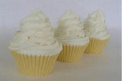 Cupcake Bath Bombs