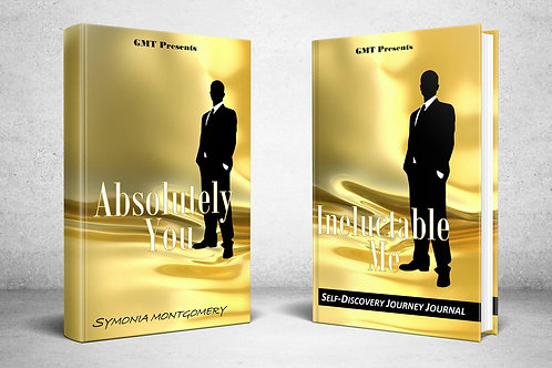 Book Combo: Absolutely You and Ineluctable Me for Men