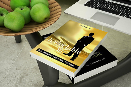 Ineluctable Me Self-Discovery Journey Journal for Men