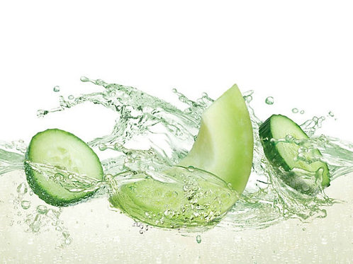 Cucumber Melon Triple Whipped Body Butter