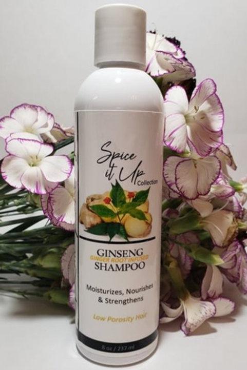 Ginseng Ginger Root Shampoo