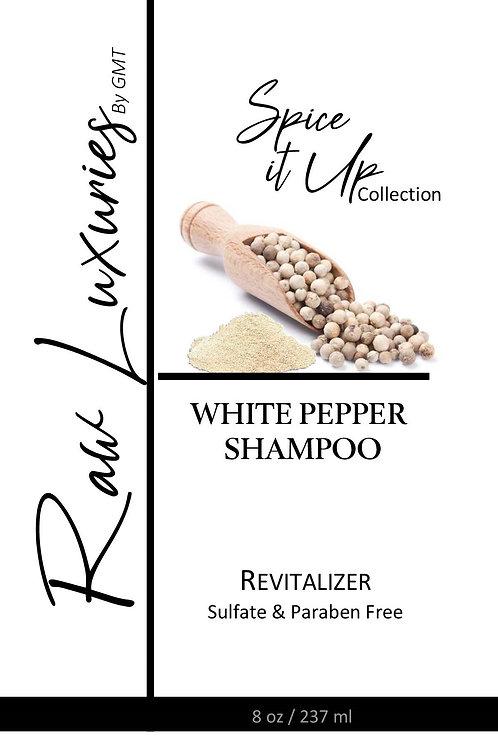 White Pepper Shampoo