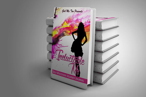 Ineluctable Me Self-Discovery Journey Journal