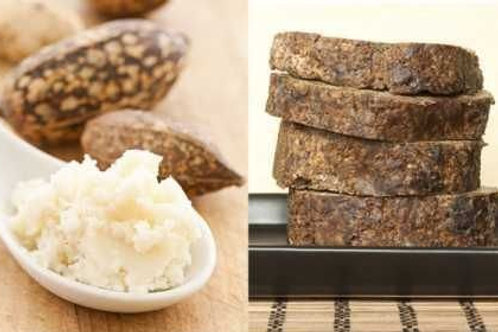 100% African Black Soap