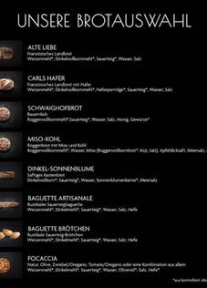 Immer Donnerstag Nachmittag - Brot von Carls Hofbäckerei - regional vom Schwaighof
