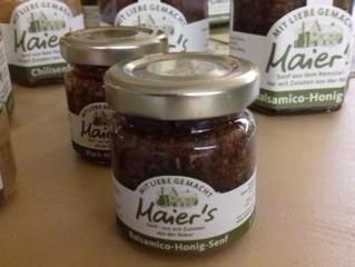 Maier's Senf - der leckere Dip!