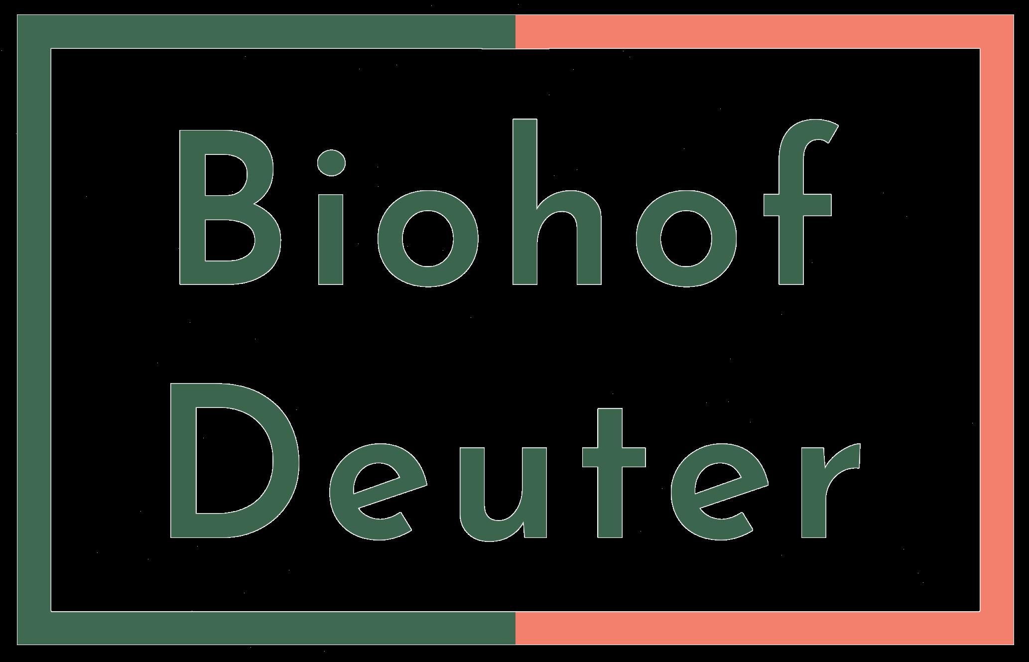 Biohof Deuter