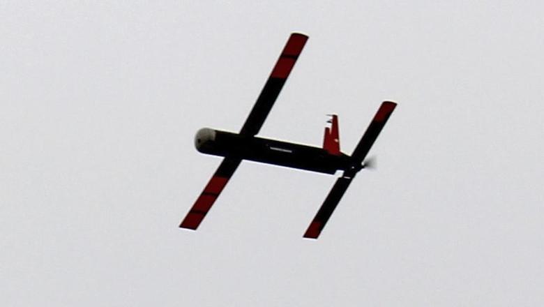Os Enxames de Drones