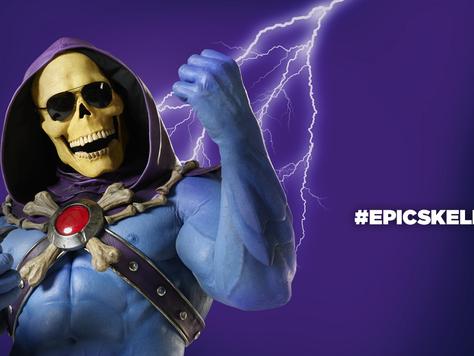 Why is Skeletor in the new MoneySuperMarket advert?