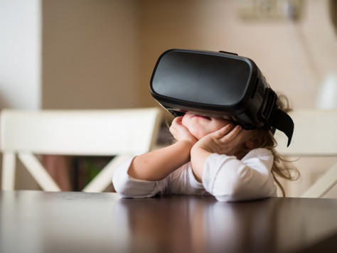 It's time to invest in Virtual Reality