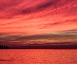 Five of the World's Most Beautiful Sunsets