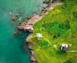 The World's Five Best Islands