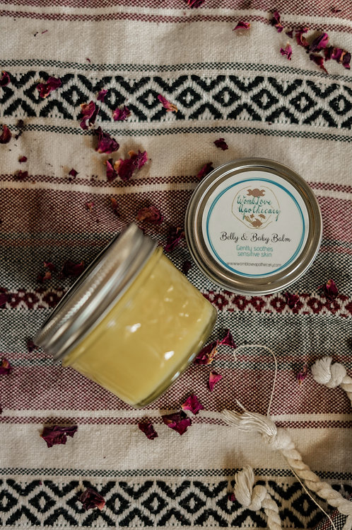 Belly & Baby Balm