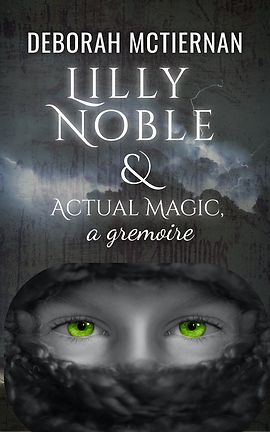 Lilly Noble & Actual Magic a gremoire.pn