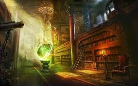 How to use a magical library