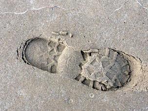 Footprint Love Spell