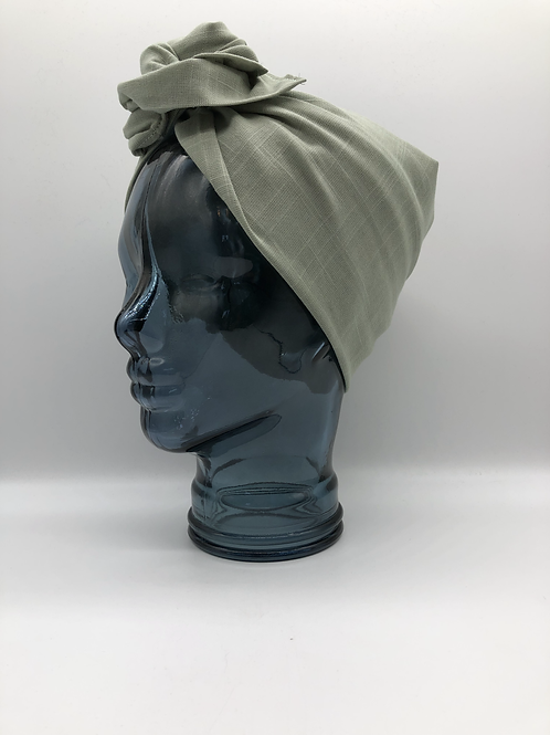 Sage Twisted Turban