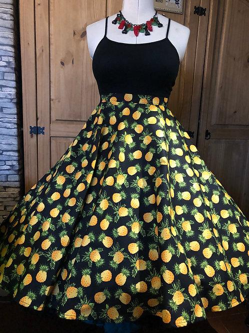 Pineapple Punch Florence Skirt