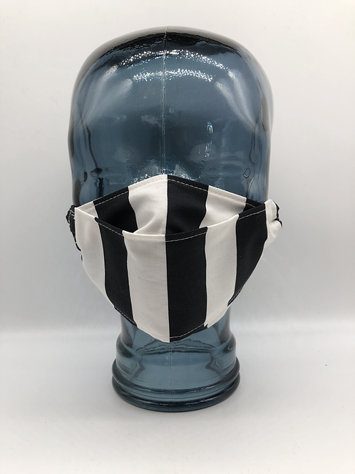 Beetlejuice 3D Face Mask