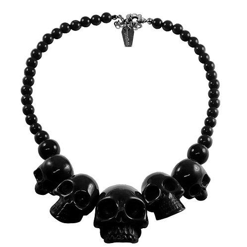 Kreepsville 666 Skull Collection Necklace