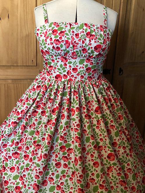 Patsy Gathered Dress