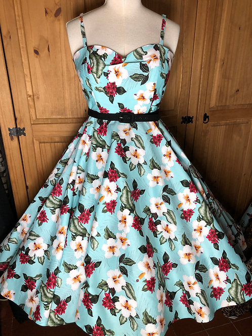 Hibiscus  Anya Dress