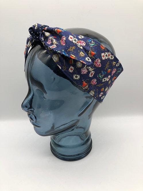 Wonderland Headscarf
