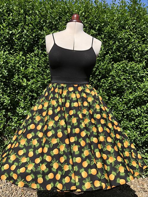 Pineapple Punch Emily Skirt Size 12/14