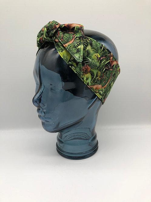 Dino World Headscarf