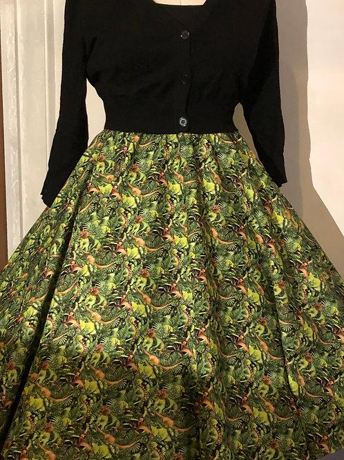 Dino World Florence Skirt