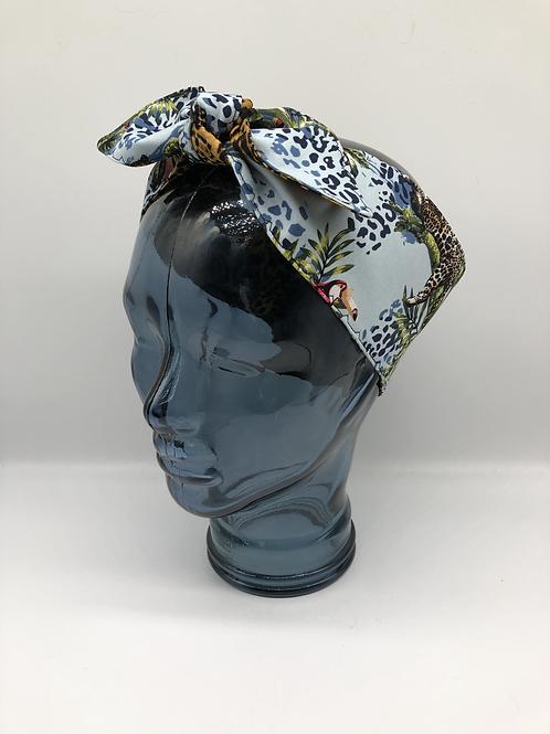 Jungle Friends Headscarf