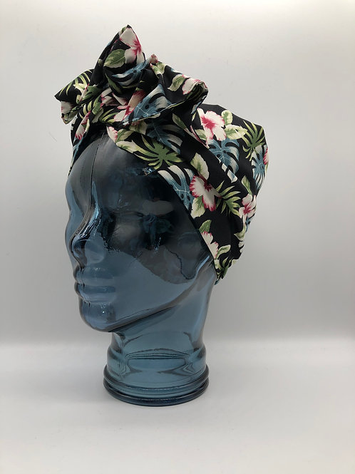 Palm Life Twisted Turban