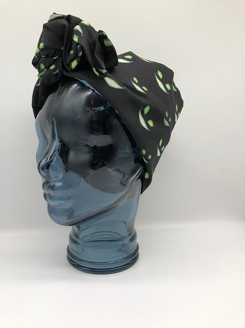 Cheshire Cat Twisted Turban