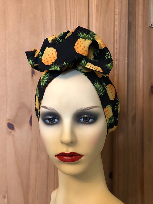 Pineapple Punch Twisted Turban