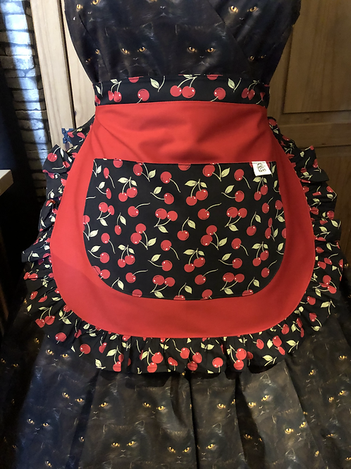 Red Cherry Cola Pinny