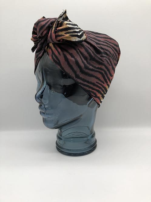King Tiger Twisted Turban