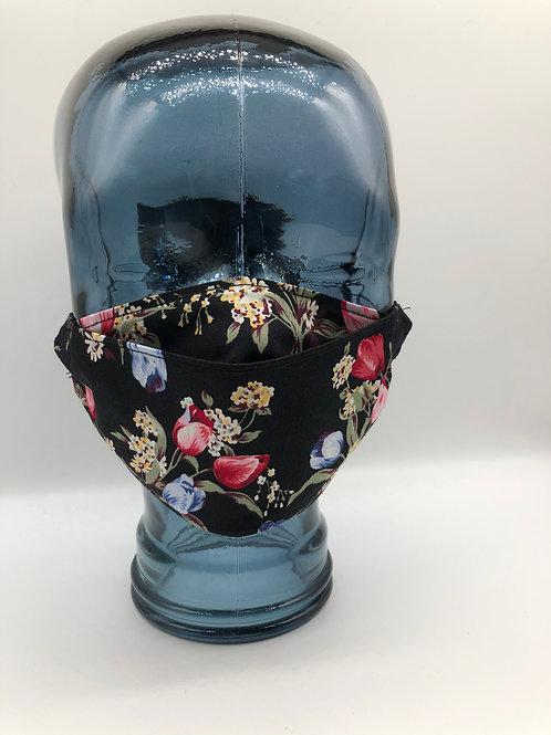 Tulip Bouquet 3D Face Mask