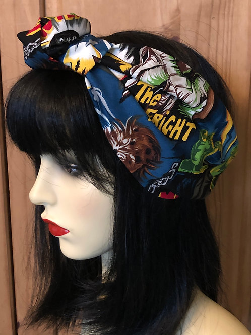 Pleasure & Pastimes Knotted Headscarf