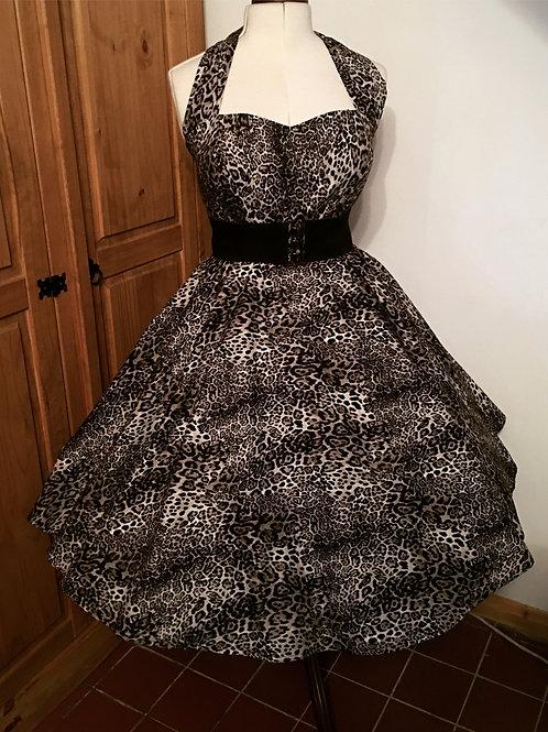 Lynx Leopard Print Darla Dress
