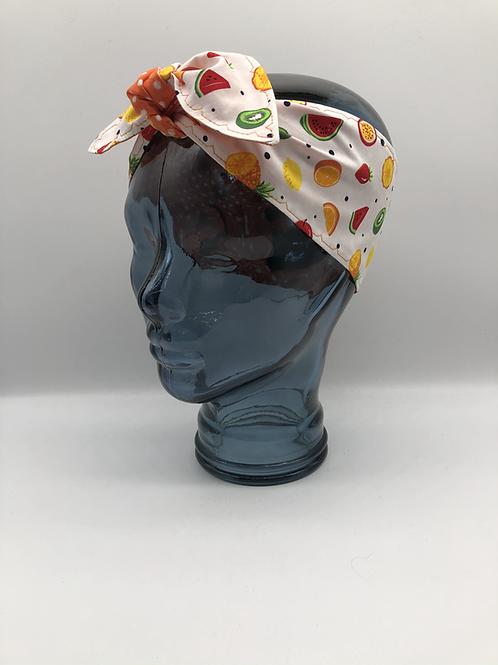 Fruit Cocktail Headscarf