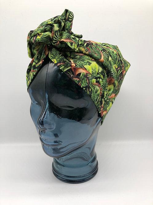 Dino World Twisted Turban