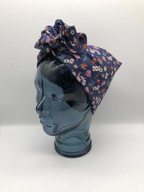 Wonderland Twisted Turban