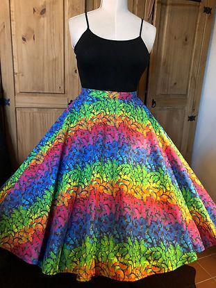 Rainbow Butterflies Florence Skirt.jpg
