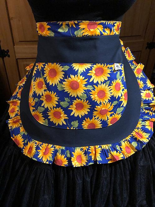 Royal Sunflower Pinny