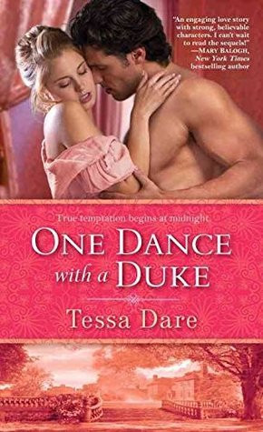 Once Dance with a Duke by Tessa Dare