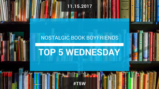 Top 5 Wednesday from Goodreads