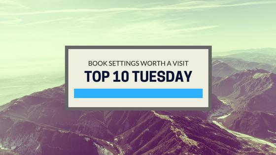 Top 10 Tuesday: Books That Scream Fall