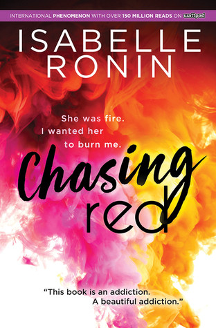Chasing Red was totally a forgettable read of 2017